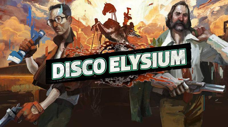 disco elysium post - 6 jogos que vão virar séries/filmes