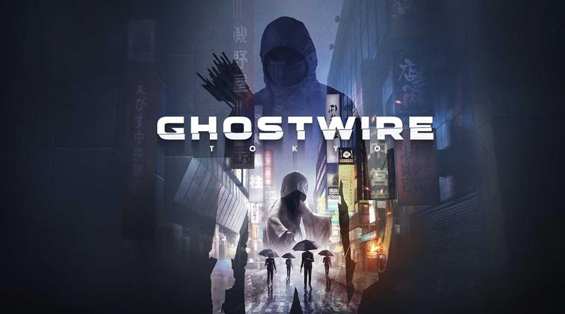 ghostwire - 5  jogos de terror que foram anunciados