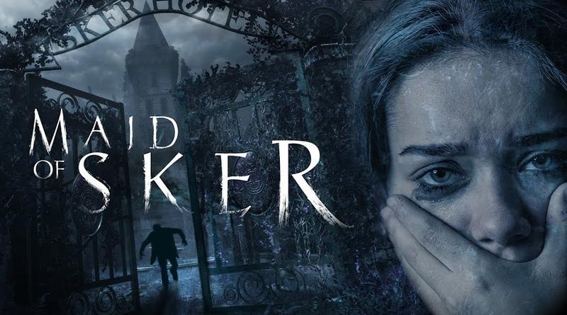 maidofsker - 5  jogos de terror que foram anunciados