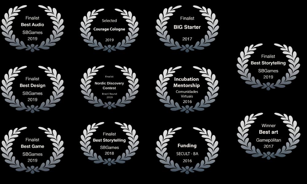 PremiosArida - Entrevista com os criadores de Árida