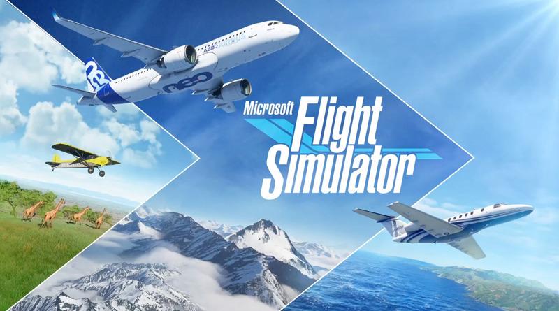 Microsoft flight simulator - 5 jogos de 2020 mais bem avaliados pela crítica