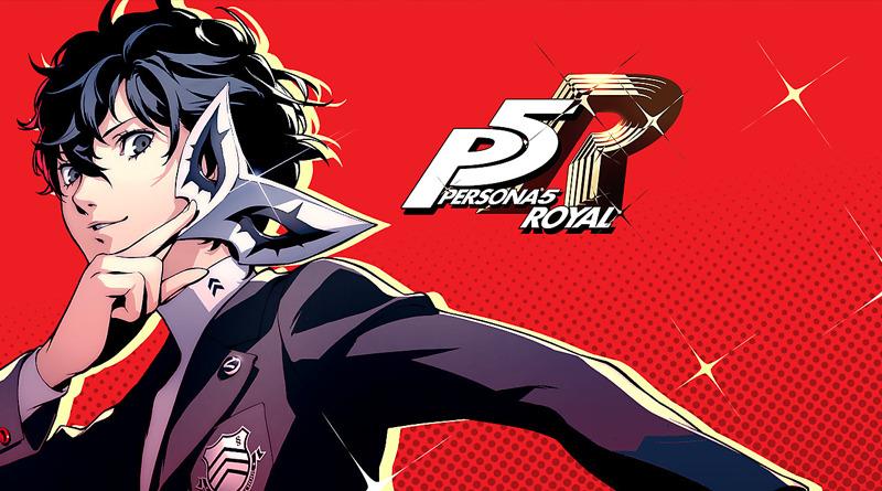 Persona5Royal - 5 jogos de 2020 mais bem avaliados pela crítica