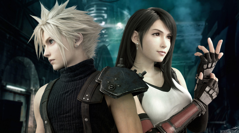 ffvii 2 - 6 wallpapers de Final Fantasy VII Remake