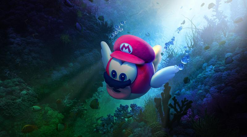 odyssey5 - 6 wallpapers do Mario Odyssey