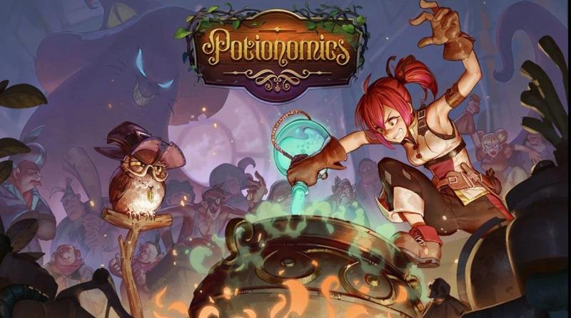 potionomics - 6 jogos de gerenciamento
