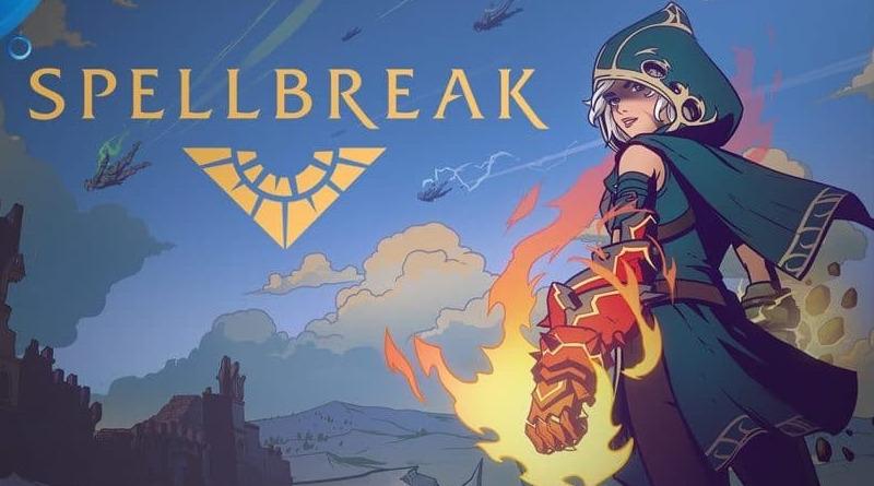 spellbreak - 5 jogos battle royales - Parte 1