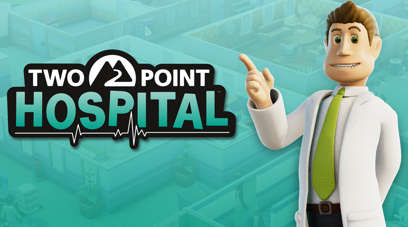 twoHospital - 6 jogos de gerenciamento