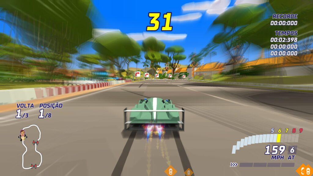 Hotshot racing speed 1024x576 - Análise de Hotshot Racing