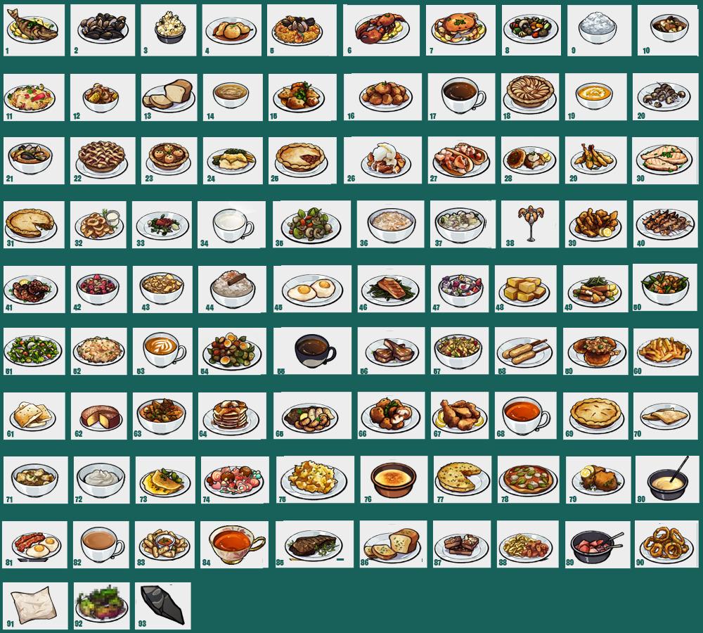 spiritfarer - Spiritfarer - Como fazer todos os pratos