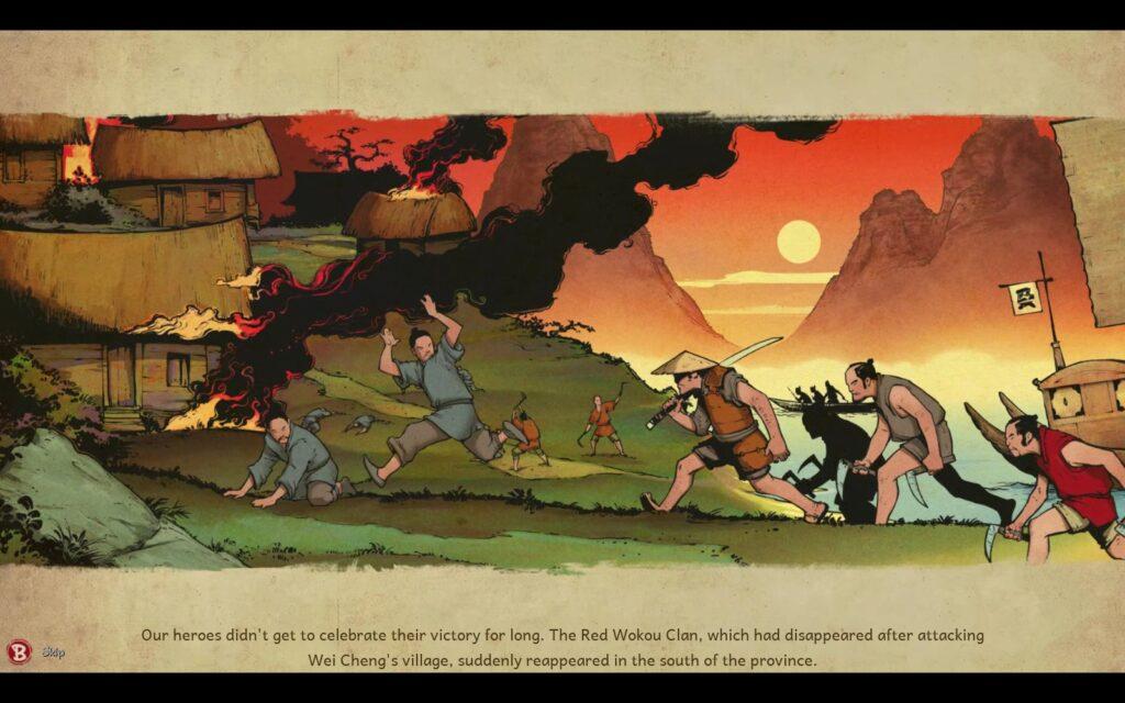 20201006204442 1 1 1024x640 - Análise de 9 Monkeys of Shaolin