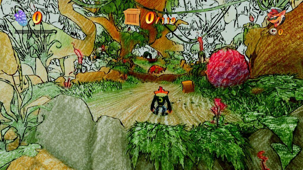 Crash4 N verted 1024x576 - Análise de Crash Bandicoot 4