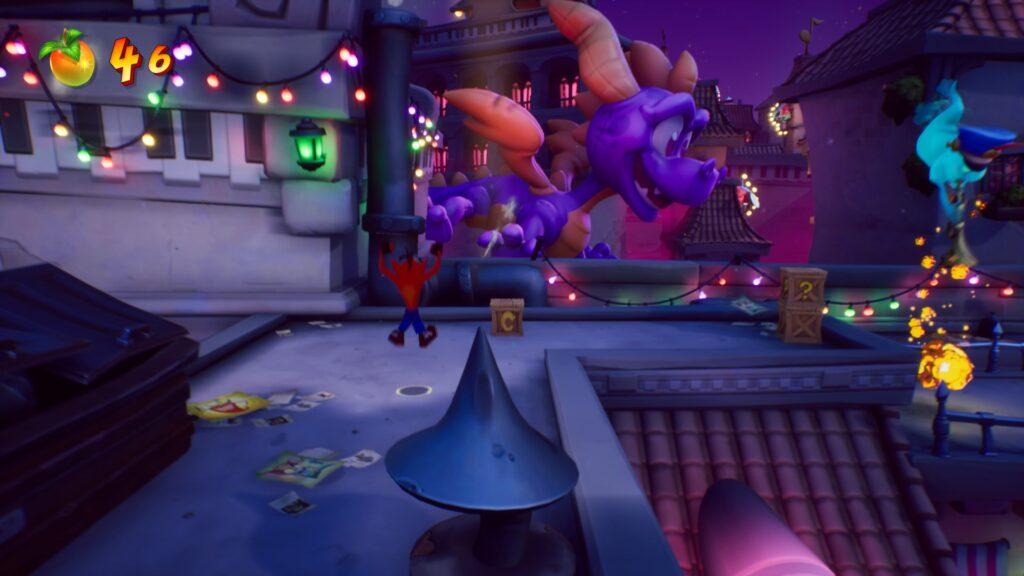 Crash4 cenario 2 1024x576 - Análise de Crash Bandicoot 4