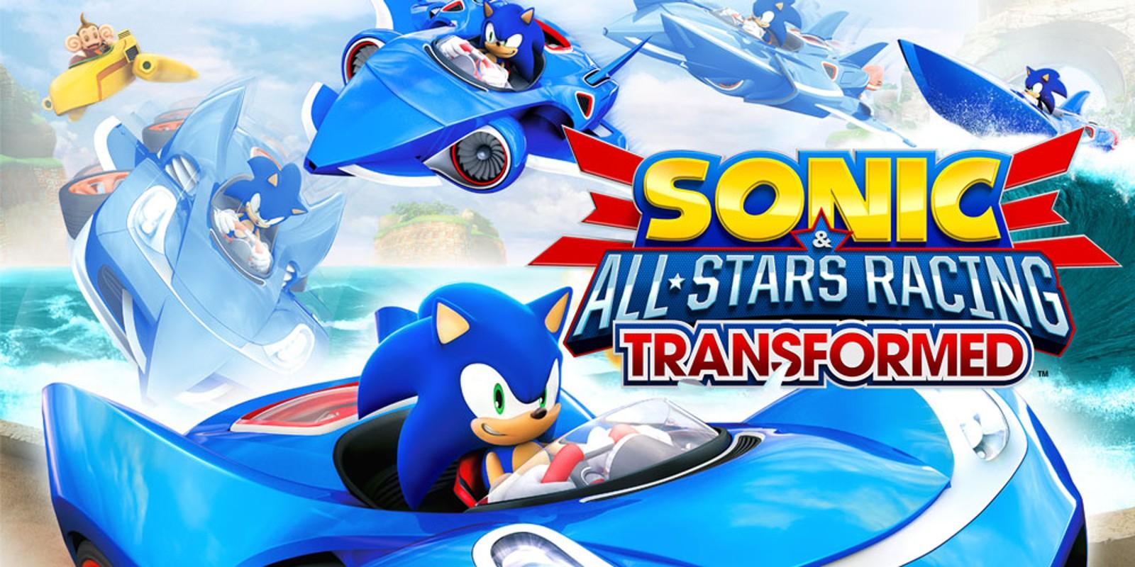SI WiiU SonicAndAllStarsRacingTransformed image1600w - Por que Mario foi para frente e Sonic não?