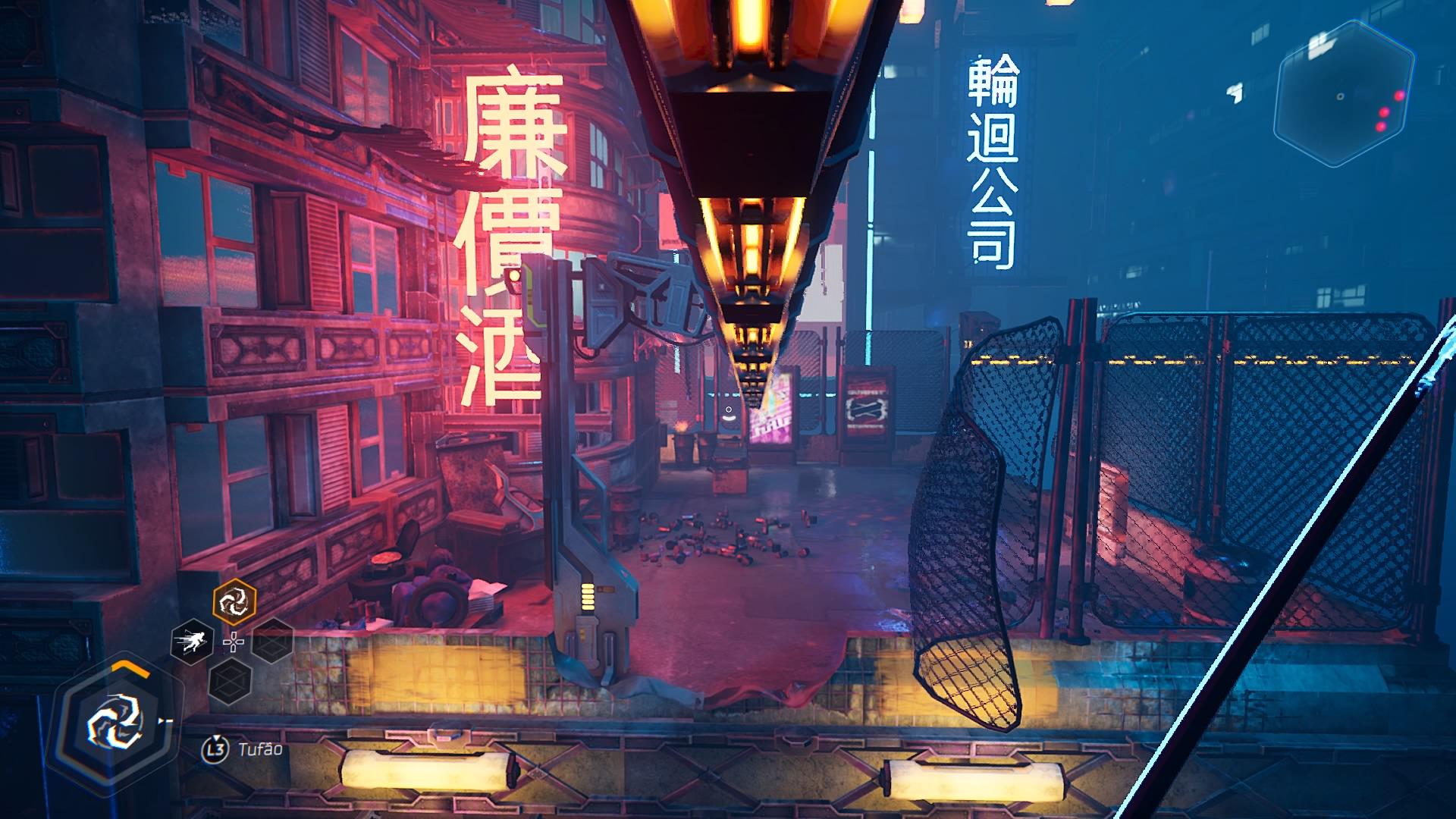 Neons pela cidade