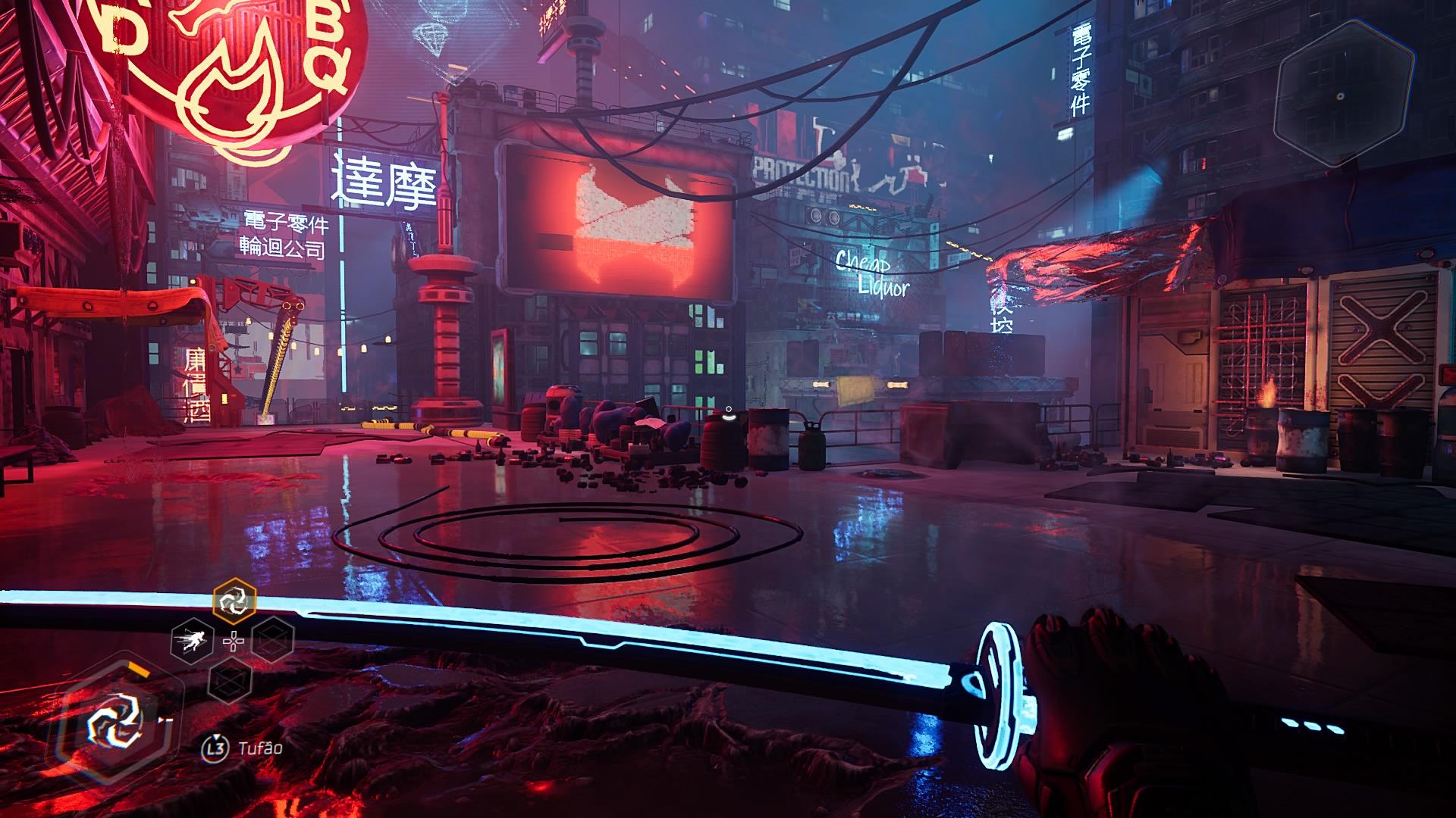 Uma das fases mais belas e coloridas do jogo