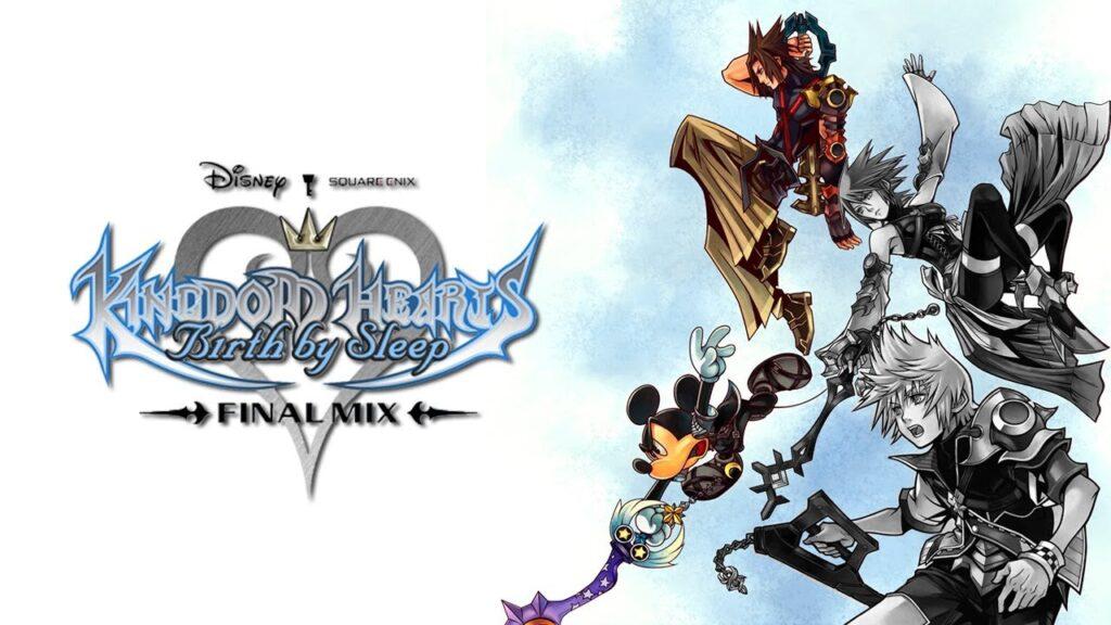 Kingdom Hearts Birth By Sleep traz três protagonistas únicos