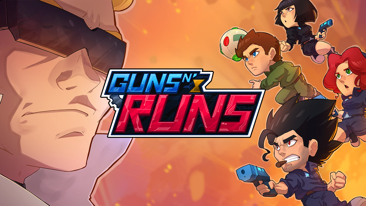Guns N' Runs - thumb