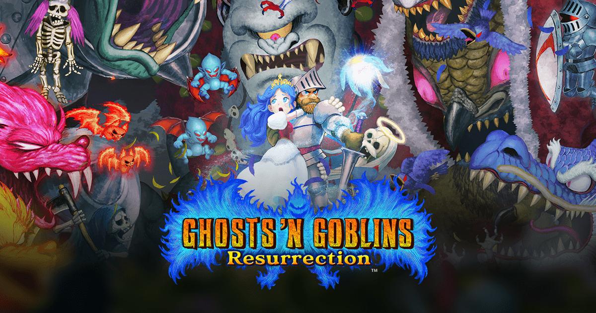 Ghost 'n Goblins Ressurrection